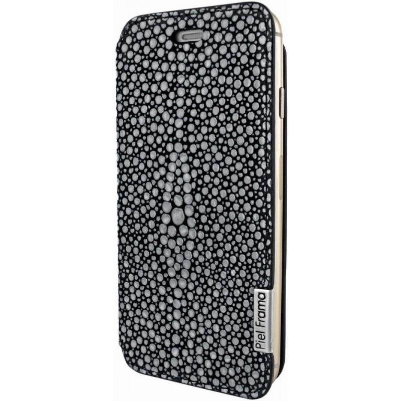 Piel Frama FramaSlim iPhone 6(S) Stingray zwart