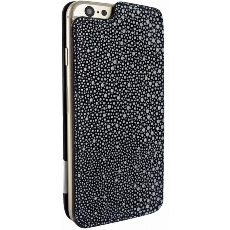 Piel Frama FramaSlim iPhone 6(S) Stingray zwart
