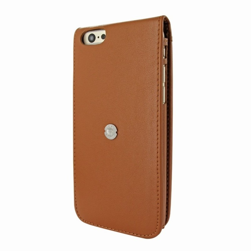 Piel Frama Magnetic iPhone 6(S) Tan