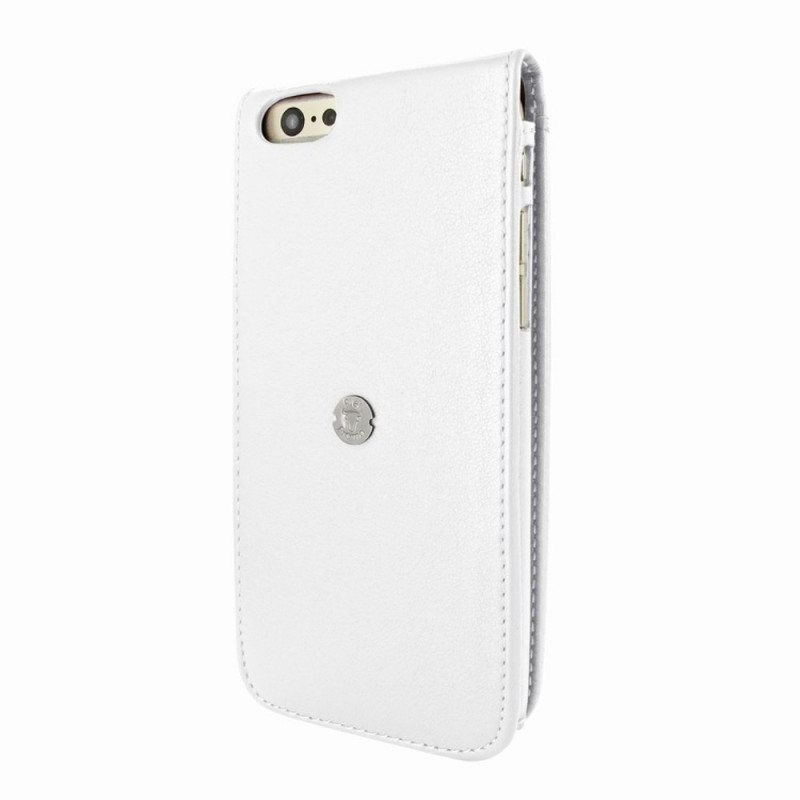 Piel Frama Magnetic iPhone 6(S) wit
