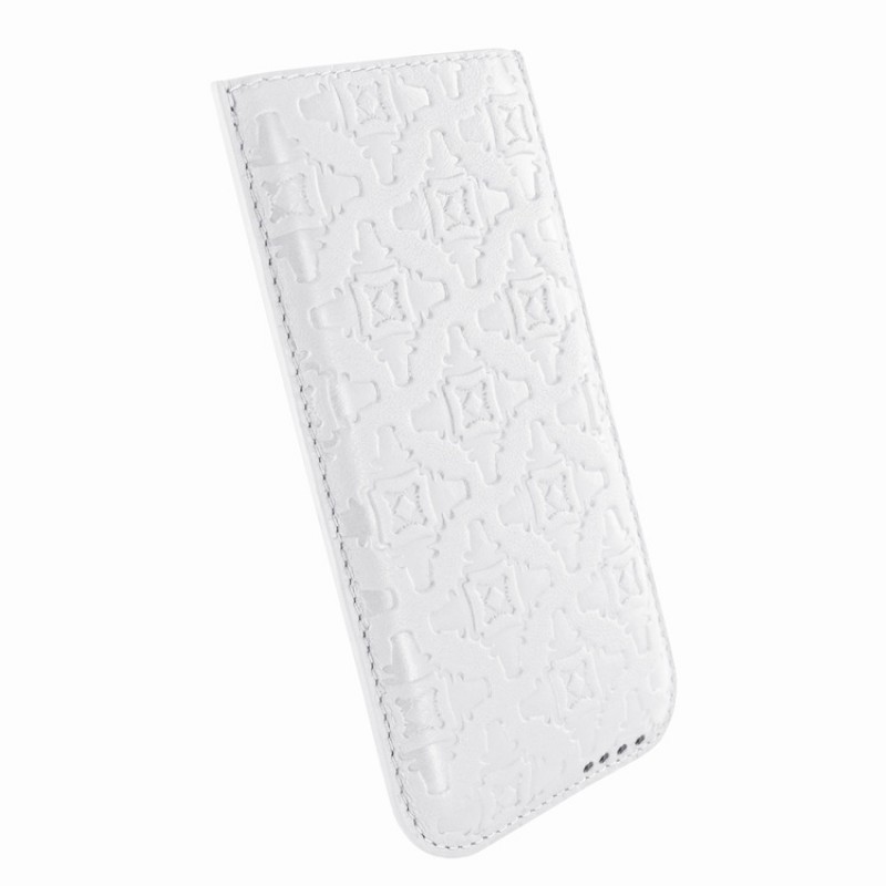 Piel Frama Pull Style Sleeve iPhone 6(S) / 7 wit