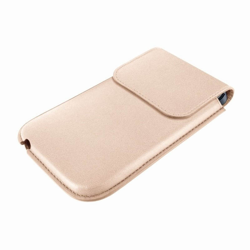 Piel Frama Unipur iPhone 5C/S/SE Sleeve Cream