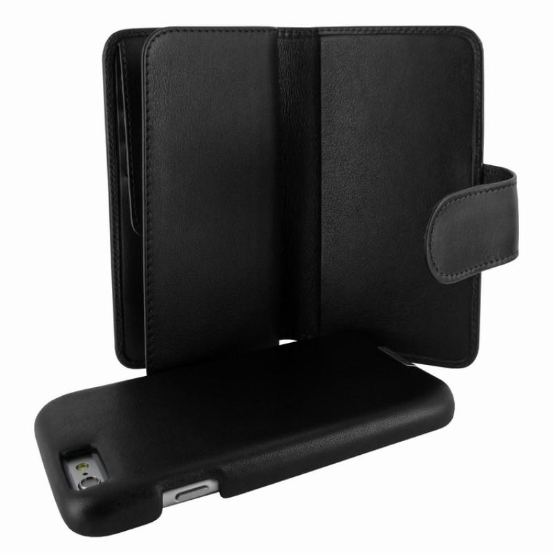 Piel Frama Wallet Magnum iPhone 6(S) zwart
