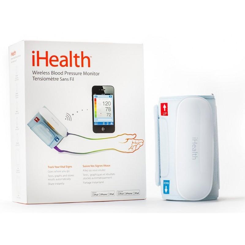 iHealth draadloze bloeddrukmonitor voor om uw arm | iHealth BP5