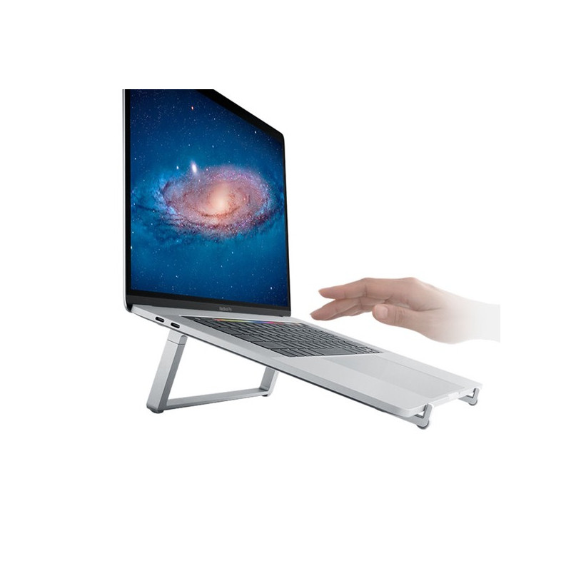 Rain Design mBar pro Foldable Laptop Stand grijs