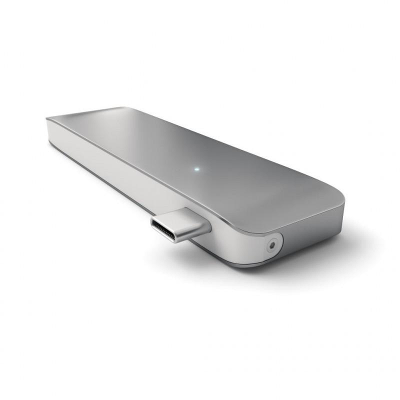 Satechi USB-C Hub space gray