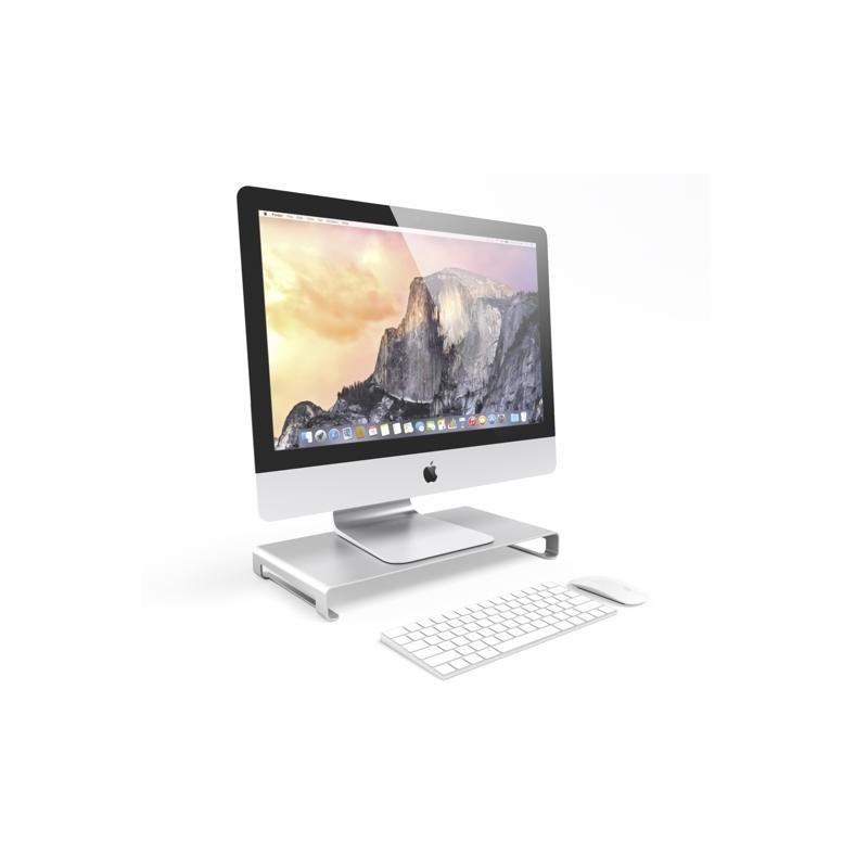Satechi Aluminum standaard iMac en Macbook zilver