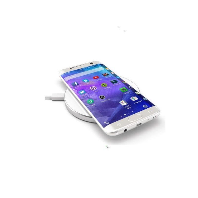 Satechi Wireless Charging Pad zilver