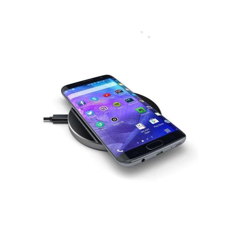 Satechi Wireless Charging Pad Space grijs