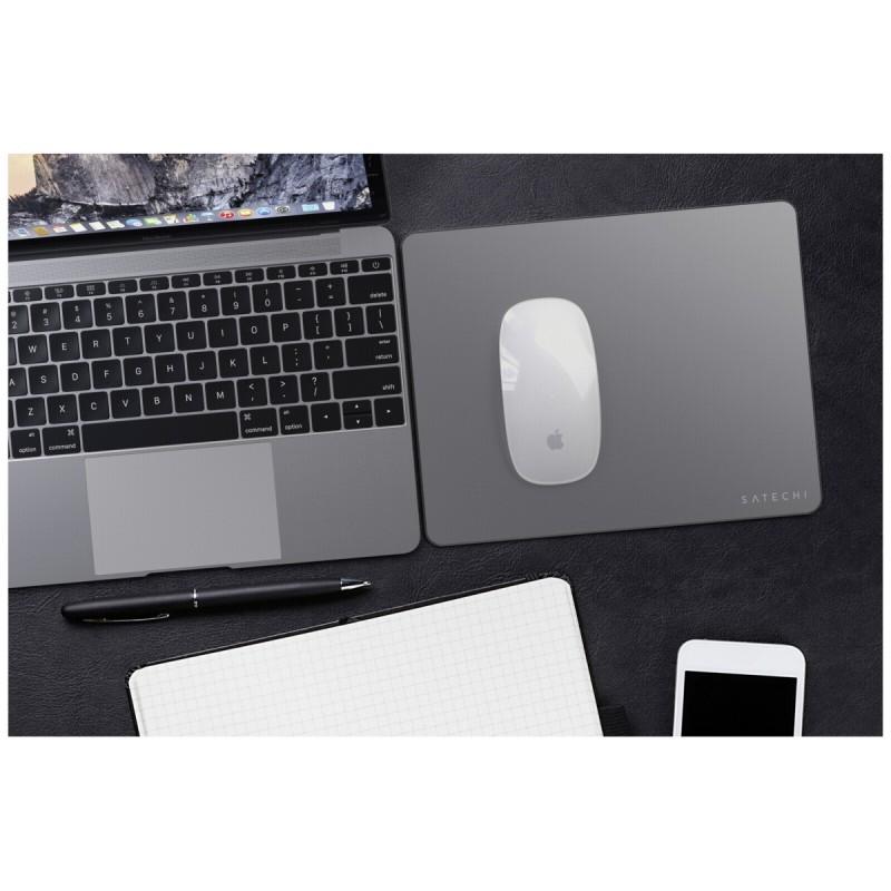Satechi Aluminum Muis Pad Space Grey