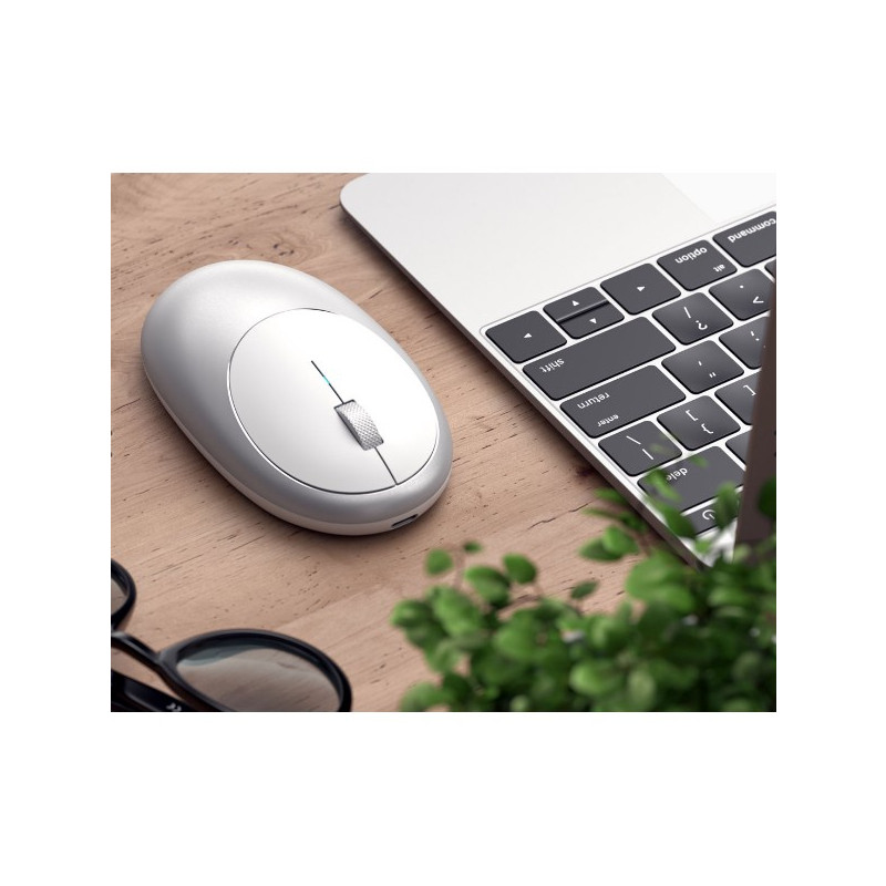 Satechi M1 Bluetooth Wireless Mouse zilver