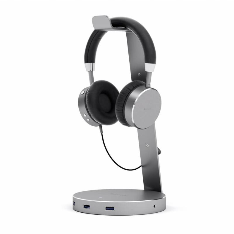 Satechi Satechi Aluminum hoofdtelefoon Stand Space Gray