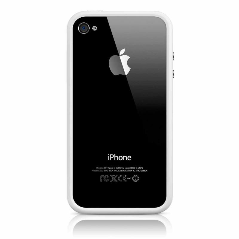 iPhone 4(S) Bumper wit