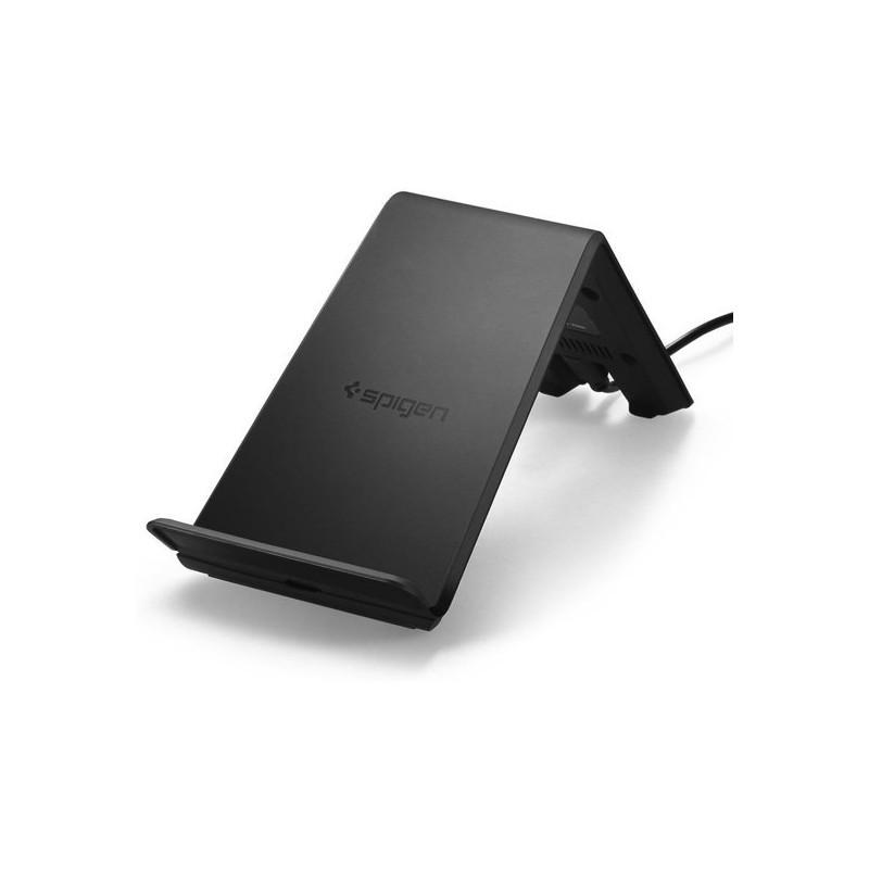Spigen Essential 9W Wireless Fast Charger zwart