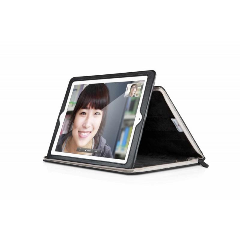 Twelve South BookBook iPad zwart