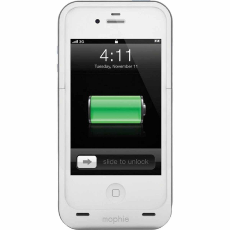 Mophie Juice Pack Air wit iPhone 4(S)