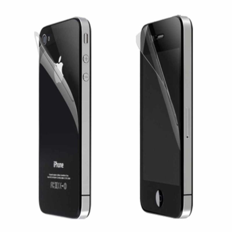 Screenprotector helder iPhone 4(S) (voor en achter)