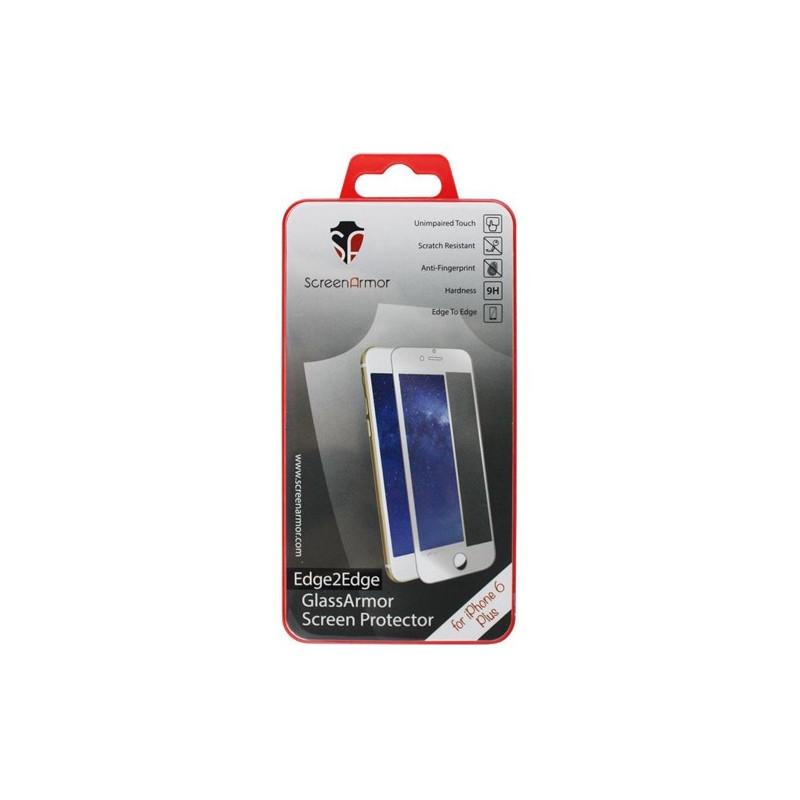 ScreenArmor Edge2Edge GlassArmor iPhone 6 / 7 / 8 Plus White