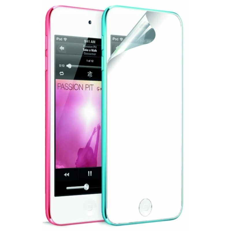 Screenprotector spiegel (mirror) iPod Touch 5G (voor)