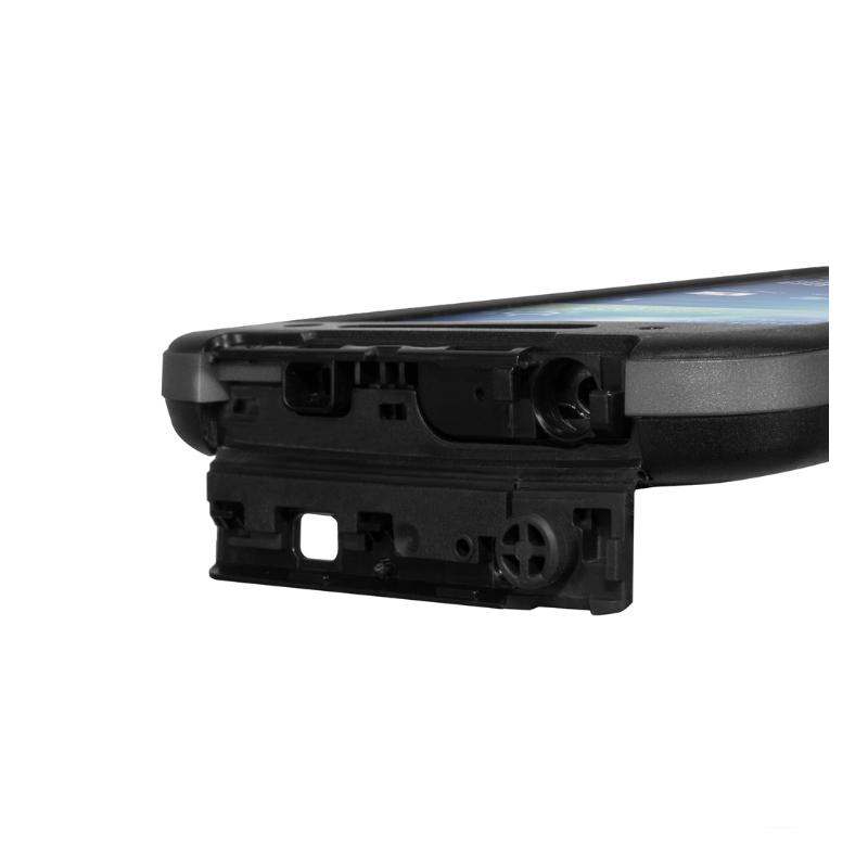 Seidio waterproof OBEX Samsung Galaxy S4 case zwart/grijs