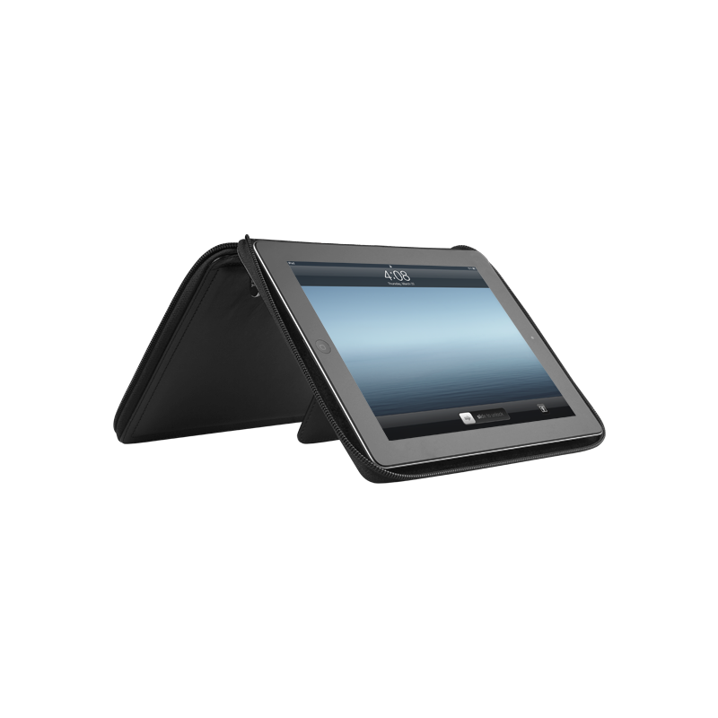Sena Magia Zip lederen case iPad 2/3/4
