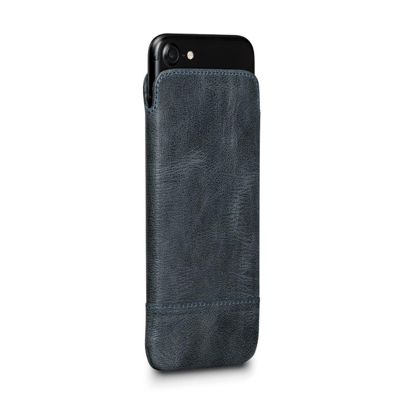 Sena UltraSlim Heritage denim iPhone 7 / 8 blauw