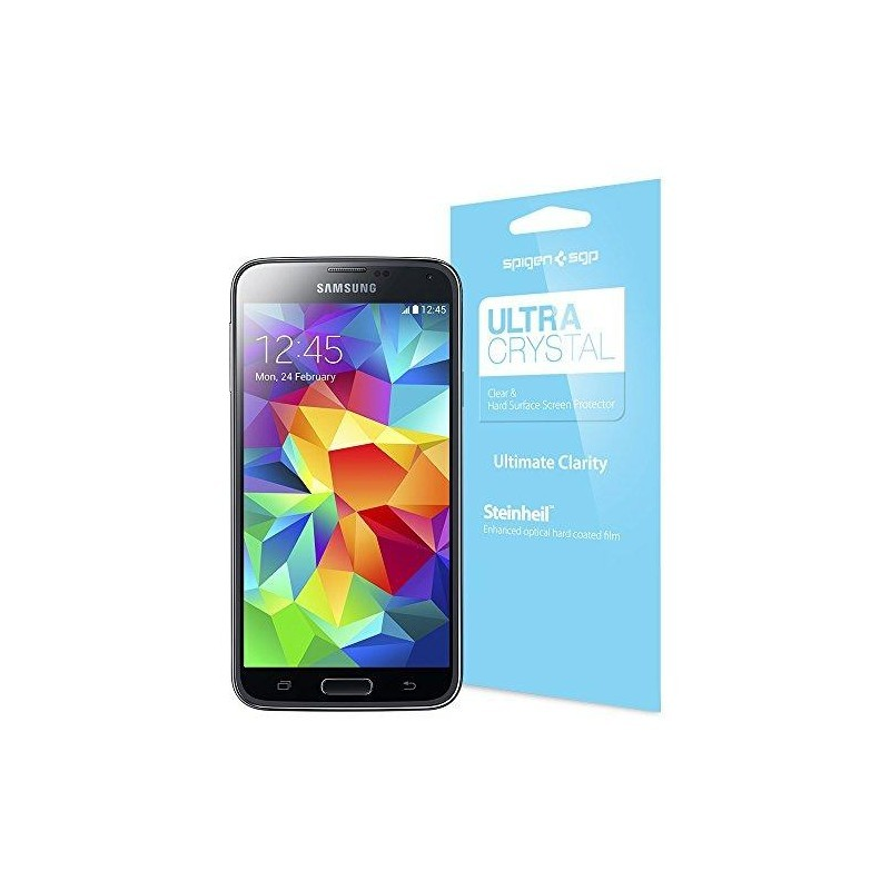 Spigen Ultra Crystal Screen Protector Galaxy S5
