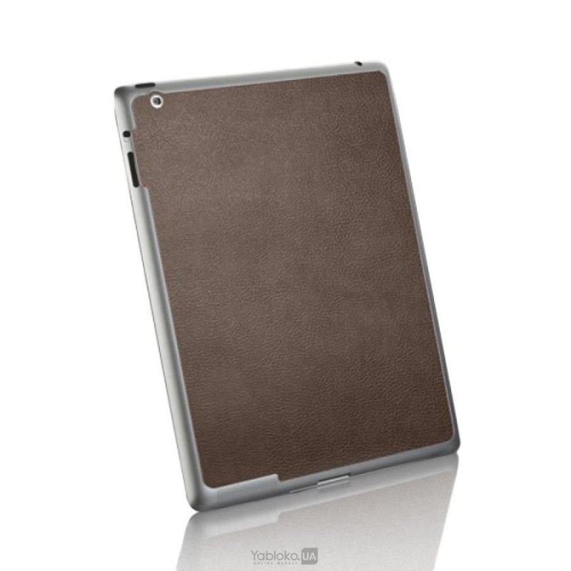 Spigen Skin Guard Leather iPad 2 bruin