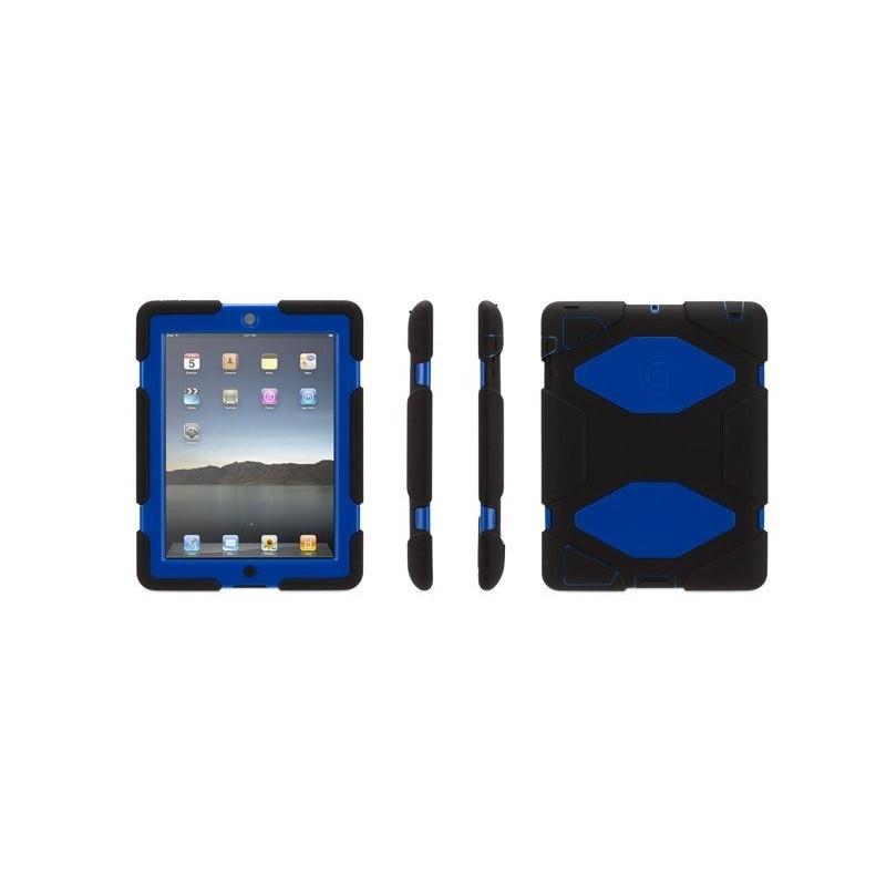 Griffin Survivor Extreme Duty hardcase iPad blauw (GB35380)
