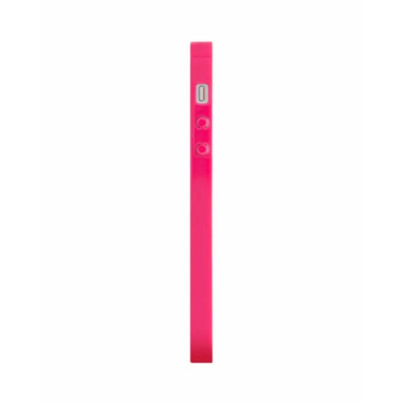 SwitchEasy Nude hard case iPhone 5(S)/SE roze