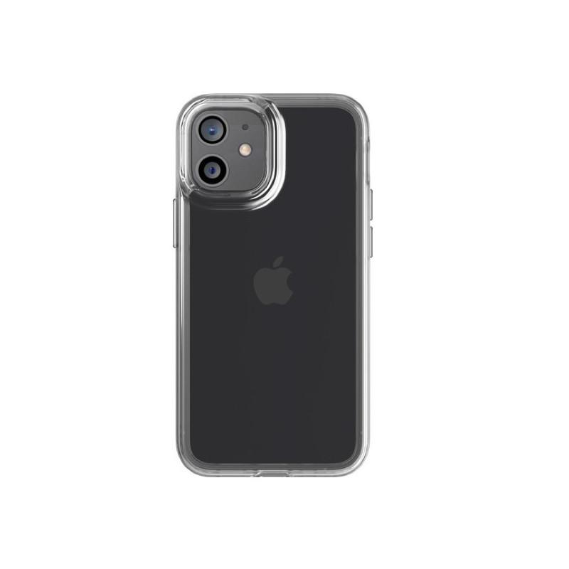 Tech21 Evo Clear iPhone 12 Mini transparant