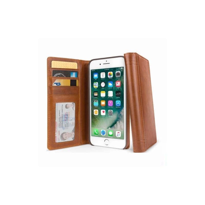 Twelve South Journal iPhone 7 / 8 / SE 2020 cognac