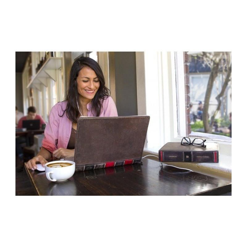 Twelve South BookBook Travel Journal voor iPad/MacBook