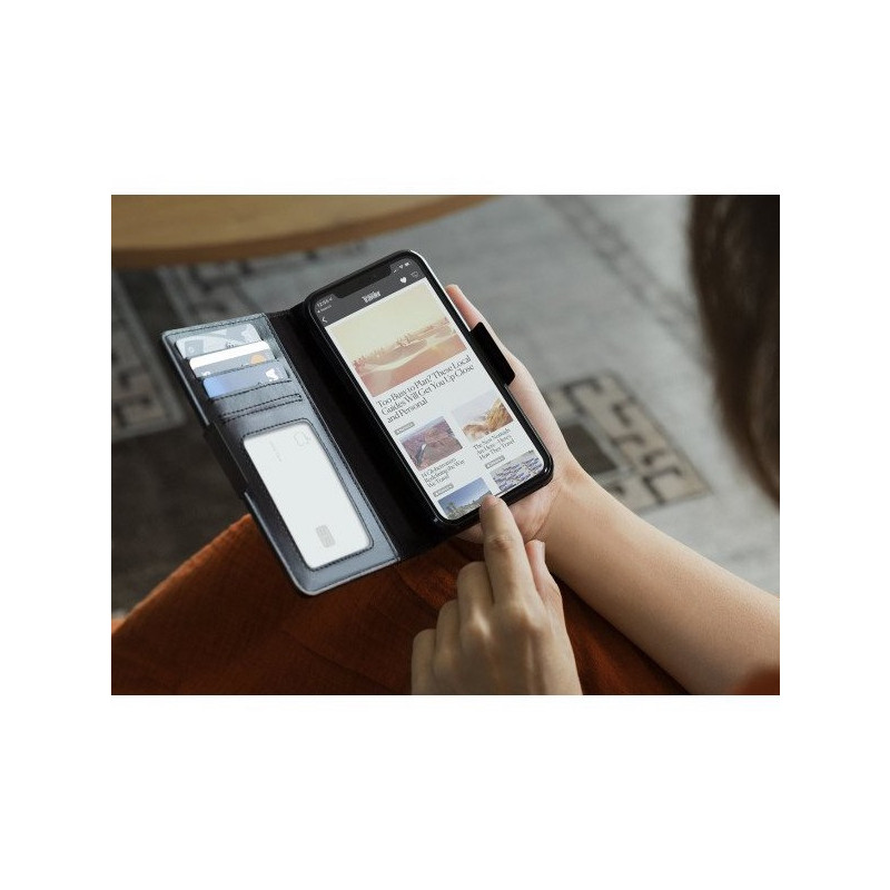 Twelve South BookBook iPhone 11 Pro zwart
