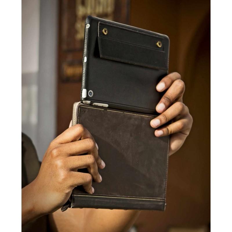 Twelve South BookBook Vintage bruin iPad Mini