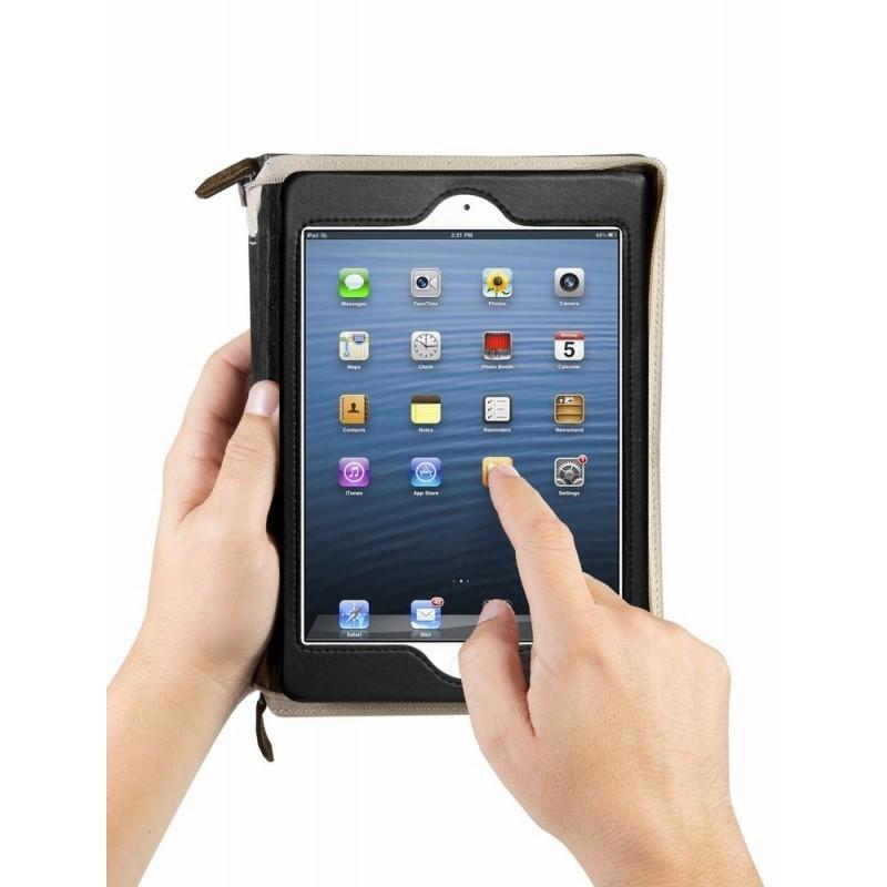 Twelve South BookBook Classic zwart iPad Mini