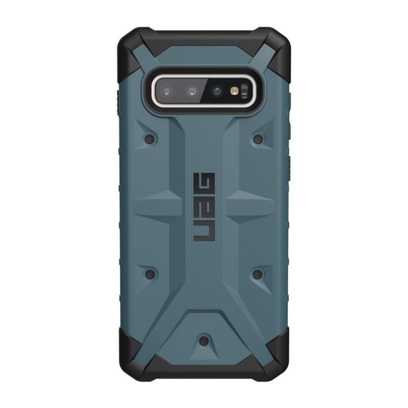 UAG Hard Case Galaxy S10 Plus Pathfinder Slate Blauw