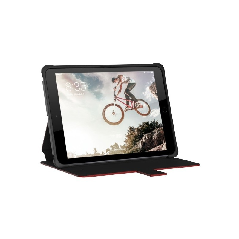 UAG Metropolis case iPad Air 1 / 2017 / 2018 rood