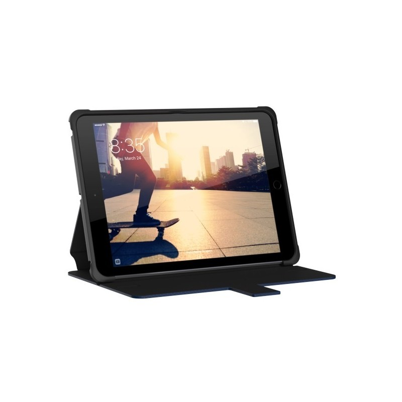 UAG Metropolis case iPad Air 1 / 2017 / 2018 blauw