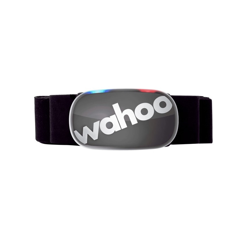 Wahoo Fitness TICKR Heart Rate Monitor Stealth