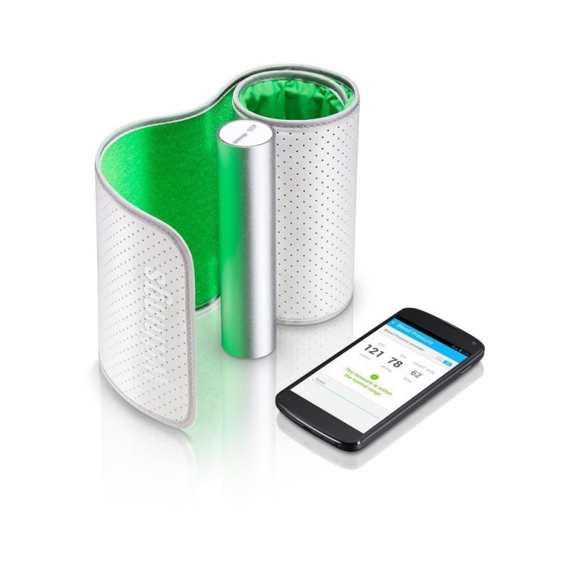 Nokia (withings) draadloze bloeddrukmeter (wireless Blood Pressure Monitor) BP-801