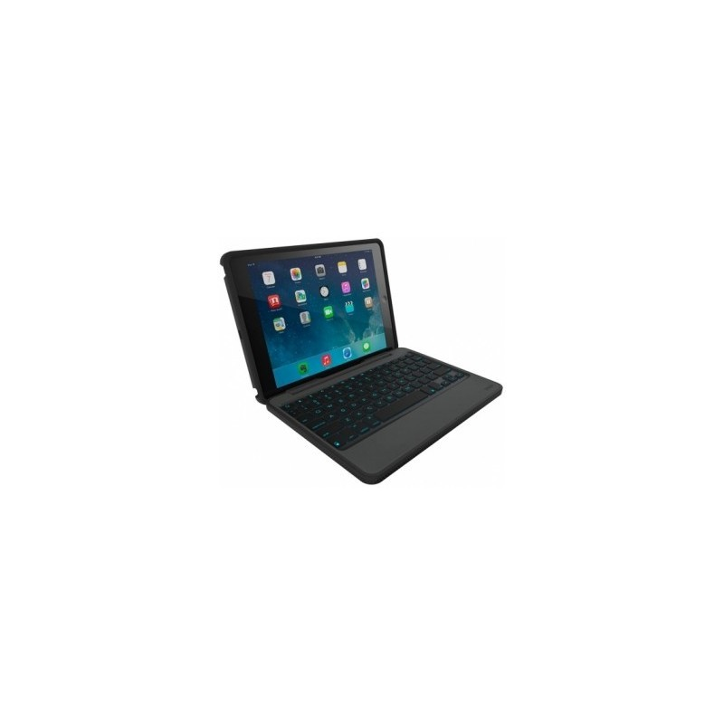 ZAGG keys Folio Rugged Keyboard iPad Air 2 zwart