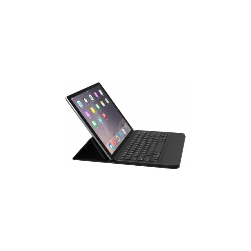 ZAGG keys Messenger Folio Keyboard iPad Pro zwart