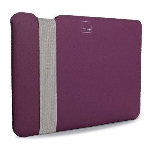 Acme Made Skinny Sleeve MacBook Air 11 inch roze/paars / grijs
