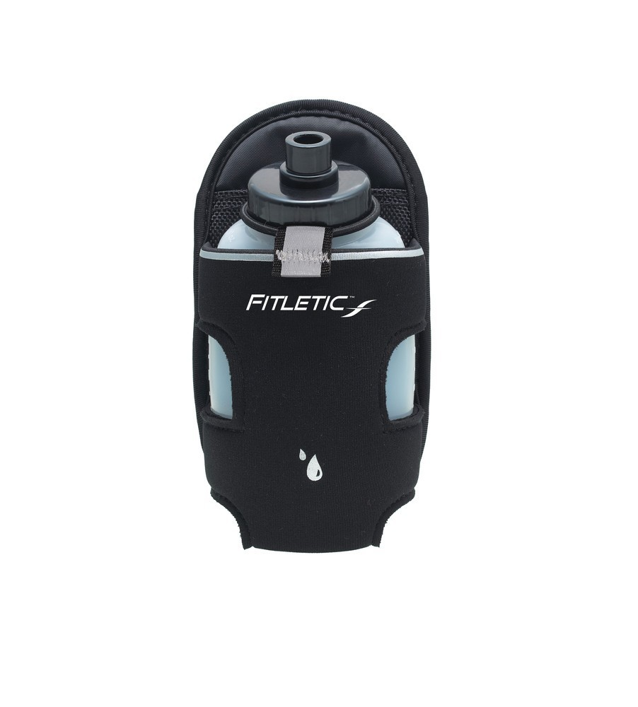 Fitletic Hydration Add-On 250 ml Black