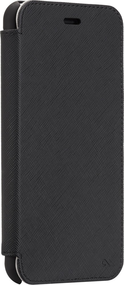 Case-Mate Stand Folio Case iPhone 6 Plus / 6S Plus Black / Grey
