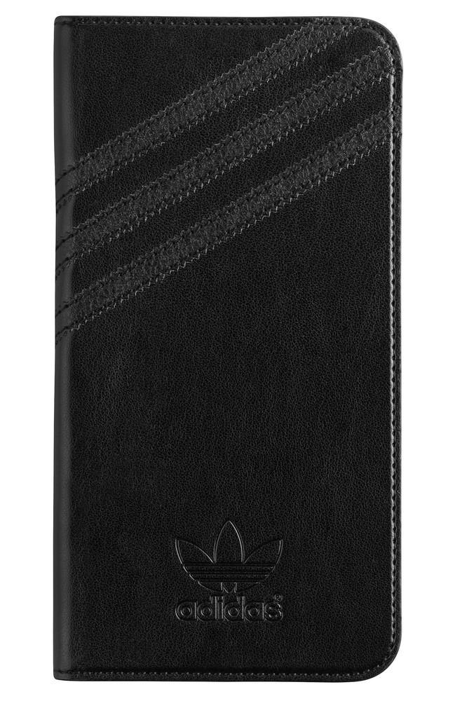 Adidas Basics Booklet iPhone 6 Plus / 6S Plus Black