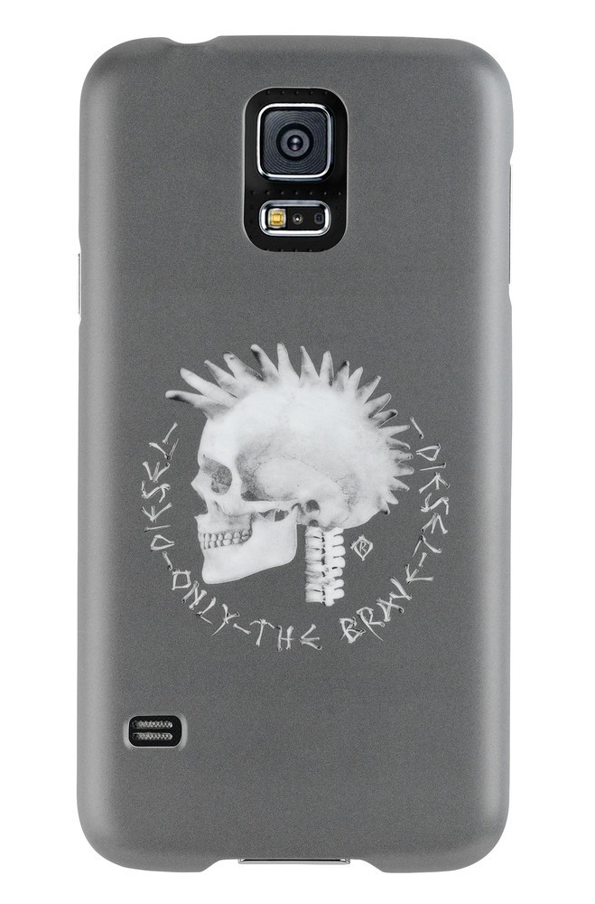 Diesel Kant Pewter Scull Galaxy S5 Grey