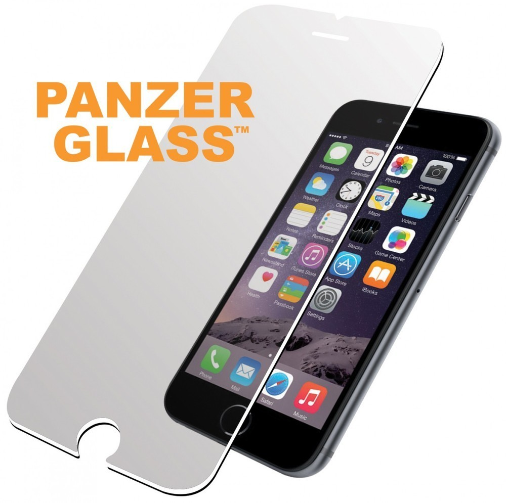 PanzerGlass iPhone 6 / 6S / 7 glass screenprotector