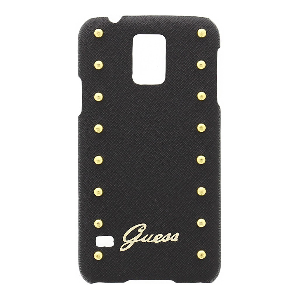 Studded Galaxy S5 Hardcase Black